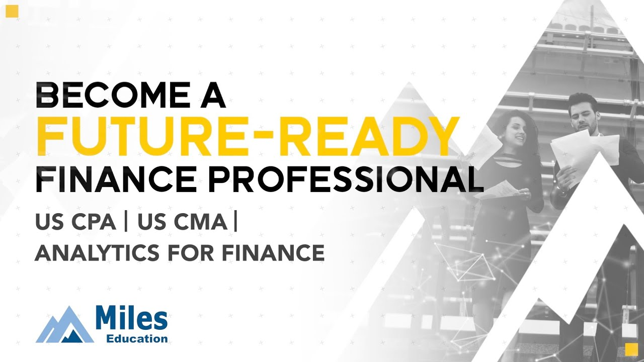 Be a future all set financing expert|United States Certified Public Accountant, United States CMA & IIM-L Wiley: Analytics for Financing thumbnail