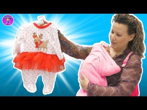 La Ropa de Bebe MÁS BONITA 👗 Ropa para mi Bebe REBORN Sofía