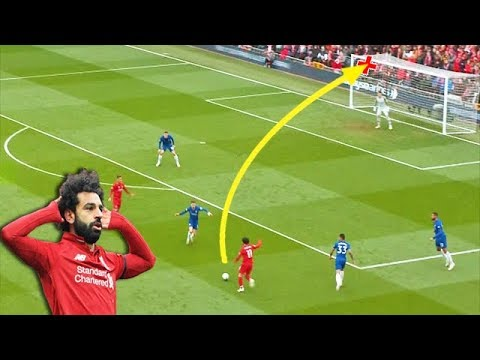 15+ PERFECT Long Shot Goals Scored by Famous Football Players 2019