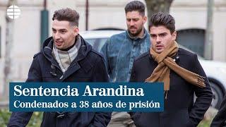 """Los condenados en el Caso Arandina: """"Somos unos pardillos"""""""