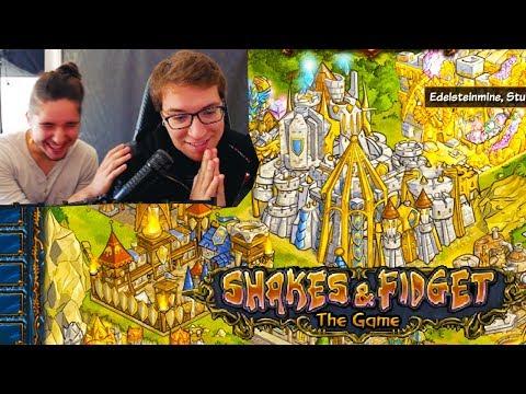 Ich erkläre Halbzwilling das Game! (lohl) - Shakes & Fidget