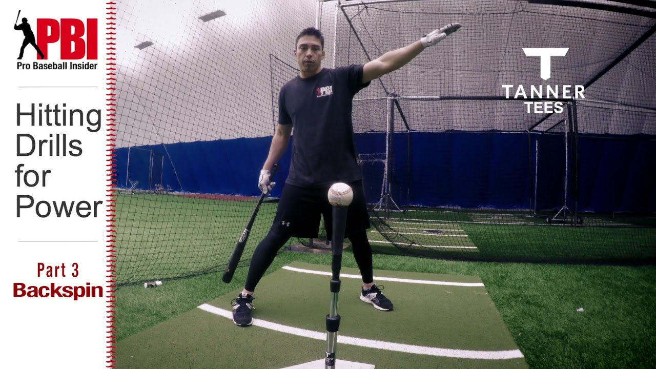 Hitting Drills for Power