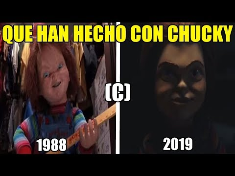 QUE HAN HECHO CON CHUCKY!!! CHILDS PLAY 2019 TRAILER #2 REVIEW (C)