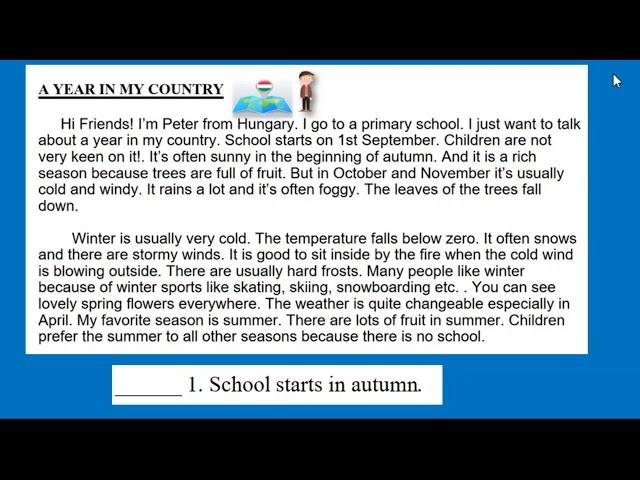 EP-26 ม.2 วิชาภาษาอังกฤษ เรื่อง Weather 2