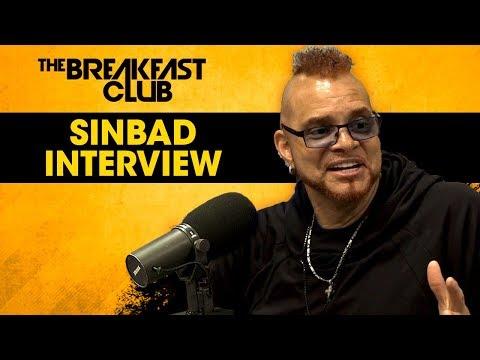Sinbad On Mo'Nique, His Distaste For Justin Timberlake + More