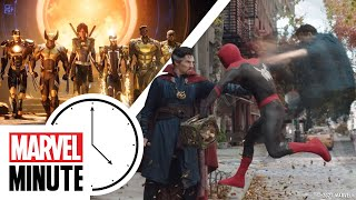 New Trailers, Episodes, & Games! | Marvel Minute