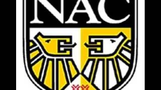 Clublied NAC Breda met tekst