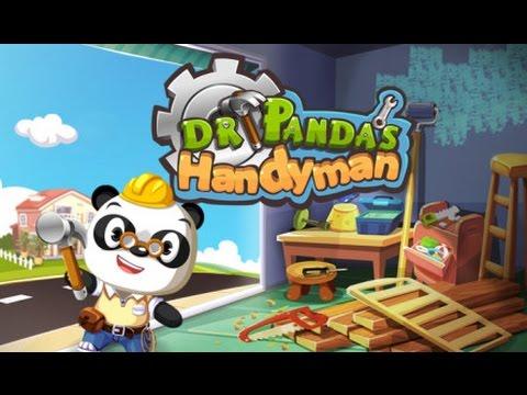 Vídeo do O Dr. Panda Faz-Tudo