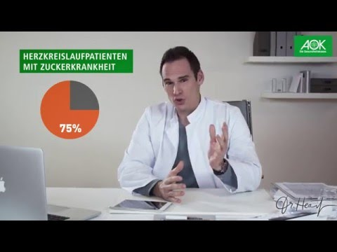 Fragebogen Diabetes-Patienten