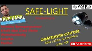MediaShop.TV - PANTA Safe Light | Praktisch? Hell? - Meine Meinung | Leuchten unter 50€ | DEUTSCH