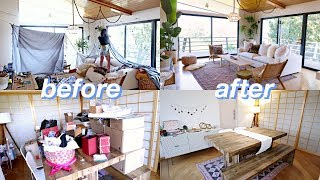 Deep Cleaning/Decluttering My ENTIRE House!