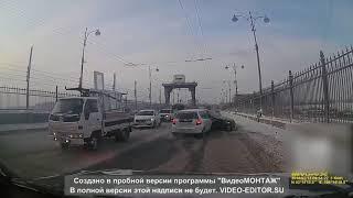 Extreme Autounfälle Russland 2018