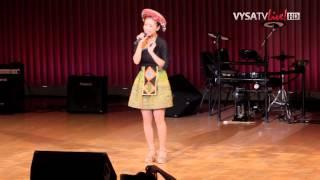 Cô gái vót chông - Quỳnh Anh, quán quân Tìm kiếm tài năng Việt tại Nhật