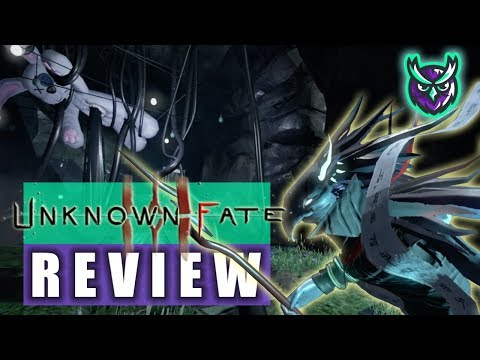 Unknown Fate switch review video thumbnail