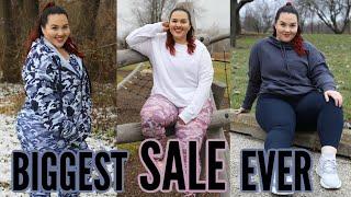 Fabletics Biggest Sale Of Year! - December Showroom  | Sarah Rae Vargas