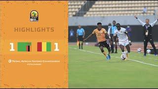 CHAN 2020 | 1er tour – Groupe D : Zambie 1-1 Guinée