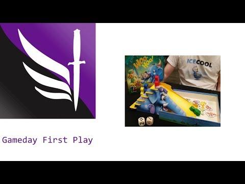 Gameday First Play - Woo-Hoo!