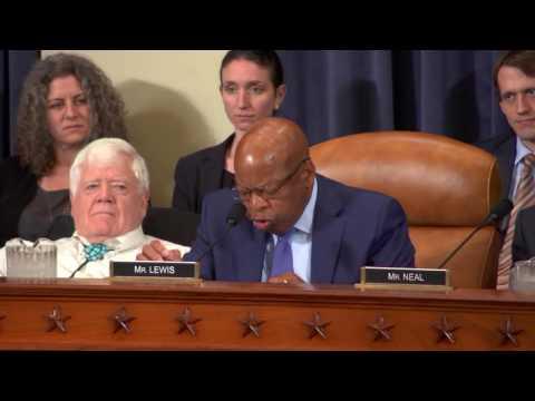 Rep. John Lewis Speaks on End-Stage Renal Disease Bill