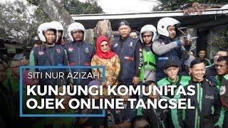 Putri Ma'ruf Amin Hobi Temui Komunitas Ojol, Strategi Dulang Suara Maju Pilkada Tangsel