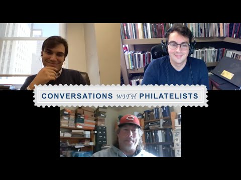 Conversations With Philatelists Ep. 75: Rob Faux: Postal History Sunday