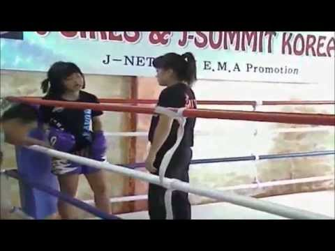 korean cuntbust boxing