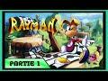 Découverte : Rayman ( part 1 )