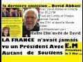 Maître Christian ETIE Macron President Comme  david abbasi