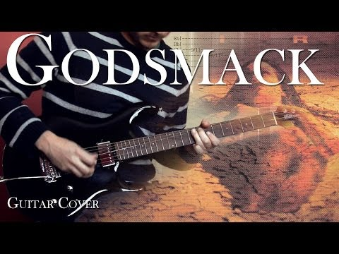 Godsmack - Alice in Chains | Guitar Cover with Solo and Tabs