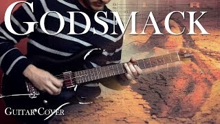 Godsmack - Alice in Chains   Guitar Cover with Solo and Tabs