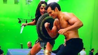 Superman 'Justice League' Featurette | Kholo.pk