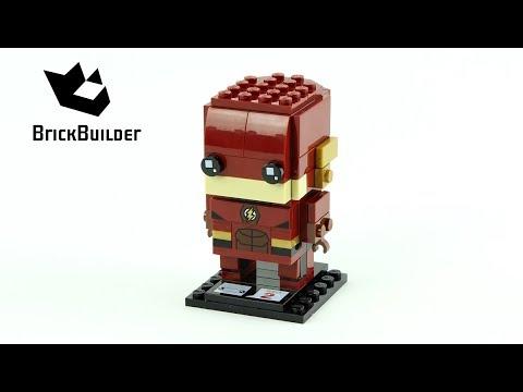 Vidéo LEGO BrickHeadz 41598 : Flash
