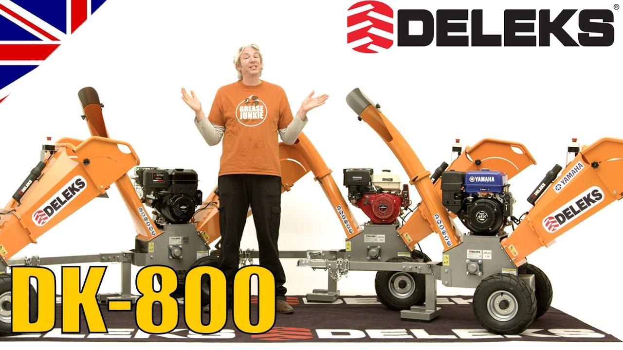DELEKS® DK-800: Review by Edd China (Wheeler Dealers)