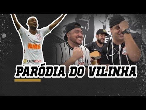 Paródia - #TRINTOU, com Canal Vilinha