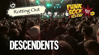 """#046 Descendents """"Rotting Out"""" @ Punk Rock Holiday (09/08/2016) Tolmin, Slovenia"""