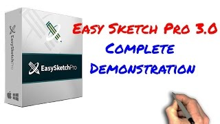 Easy Sketch Pro 3 Review and Demo