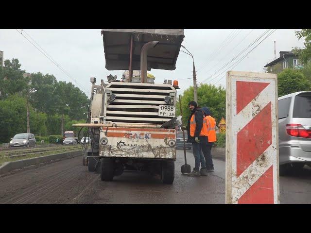 Общественный контроль проверил ремонт дорог в Ангарске