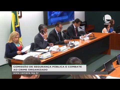 SEGURANÇA PÚBLICA E COMBATE AO CRIME ORGANIZADO - Reunião Deliberativa - 12/11/2019 - 10:50