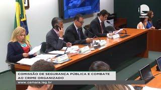 Segurança Pública - Discussão e votação de propostas - 12/11/2019 10:00