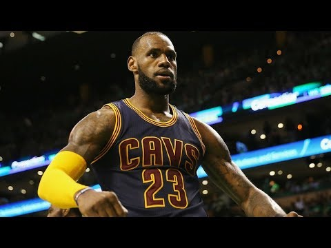 LeBron James BEST PLAY EVERY GAME   2016-2017 Season