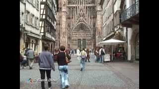Catedrala Notre Dame Din Strasbourg, Geografia Sacra, TVR, Televiziunea Romana