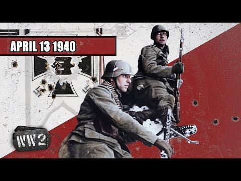 Německá invaze do Norska - Druhá světová válka