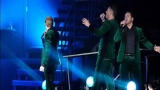 Boyzone - Right Here Waiting (live) Brighton Centre 6/3/11