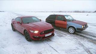 Тачка по цене iPhone против Ford Mustang 430 л.с.