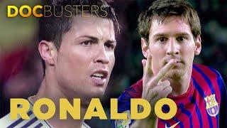 Cristiano Ronaldo's Rivalry With Lionel Messi | RONALDO (2015)
