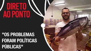 Secretário Jorge Seif Jr. responde onde o Brasil errou com a pesca