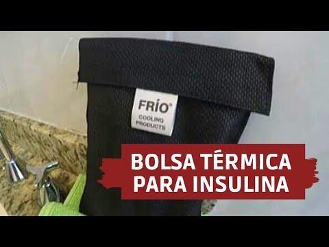 BOLSA PARA TRANSPORTAR INSULINA EM VIAGENS - Vivian Loyola