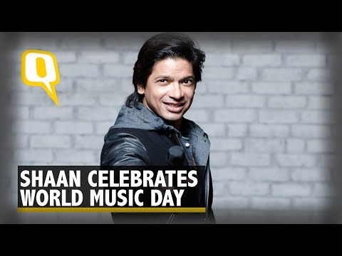 In Conversation with Singer Shaan on World Music Day