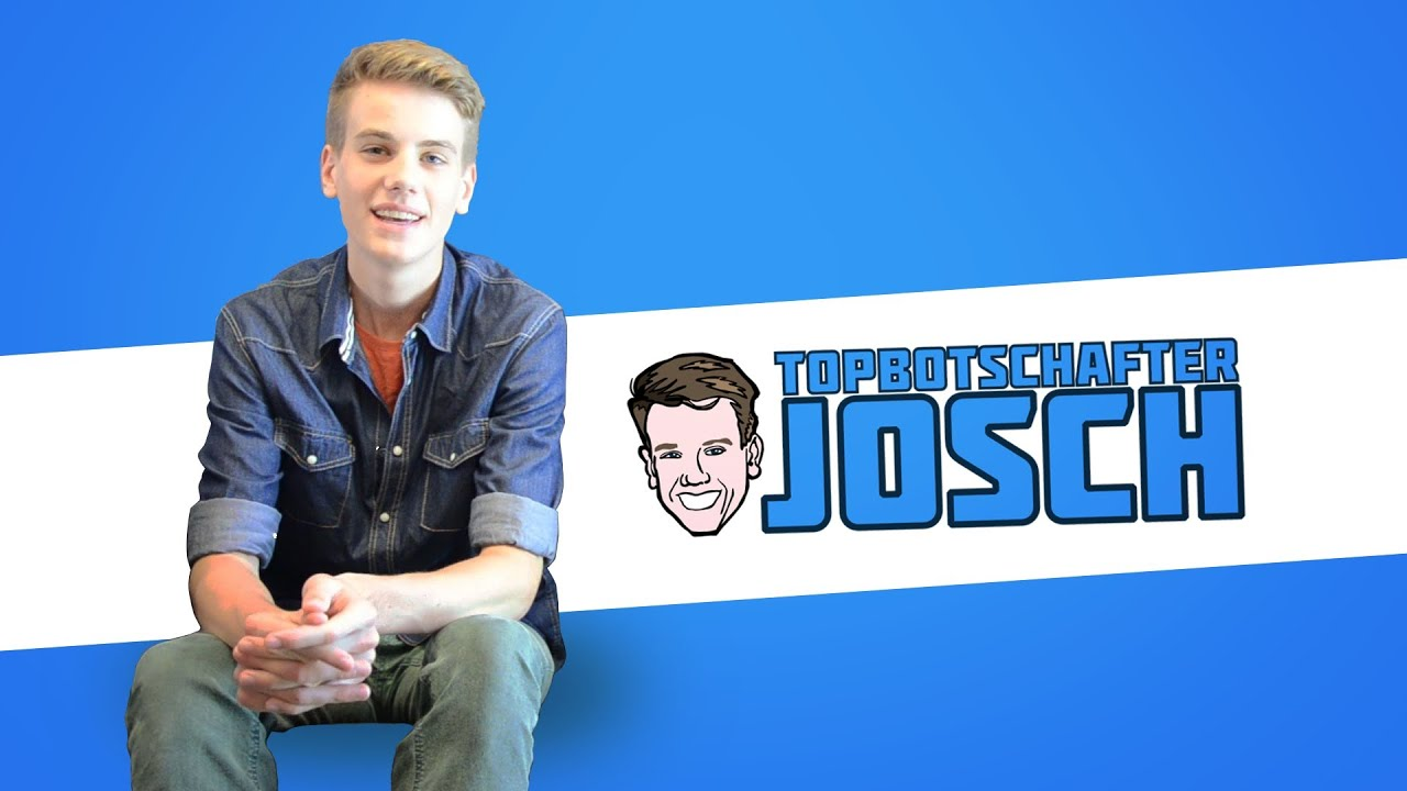 STIPENDIUM FÜR JOSCH - #1 Topbotschafter Josch