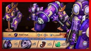Knights and Dragons - TOP 2 AUROCALYPSE GUILD WAR!! SPIRIT/SPIRIT Void Tinkerer+ Power Leveling!