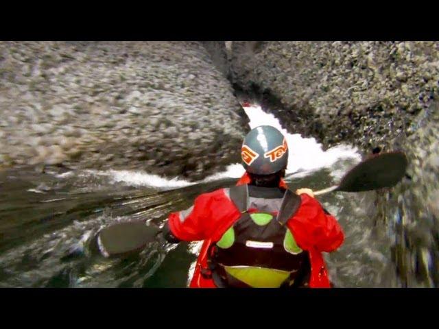 GoPro HD HERO camera: Kayak Chute